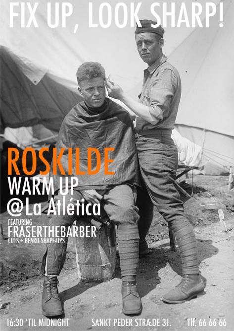 Roskilde Barberface